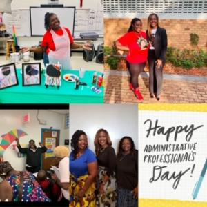 Administrative Assistants Day