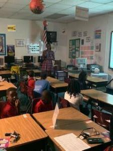 Open House Classroom Visits